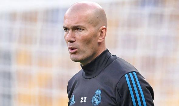 Nóng: Zidane từ chối Juventus, tiến sát Man Utd? - Bóng Đá