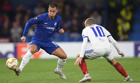 Real chỉ coi Hazard là lựa chọn thứ 3 sau 2 cái tên này - Bóng Đá