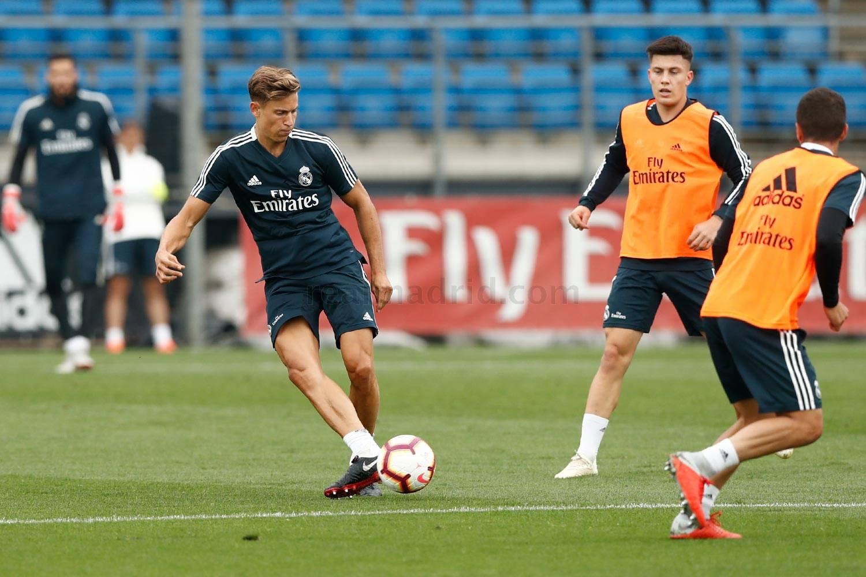 Phong độ chạm đáy, Real Madrid không dám lơ là tập luyện - Bóng Đá