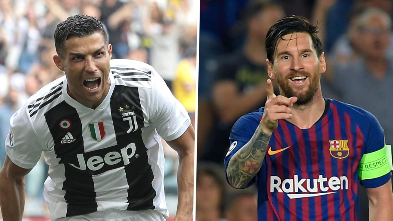 Vượt Messi, Ronaldo lập kỷ lục 'Quả bóng vàng' - Bóng Đá