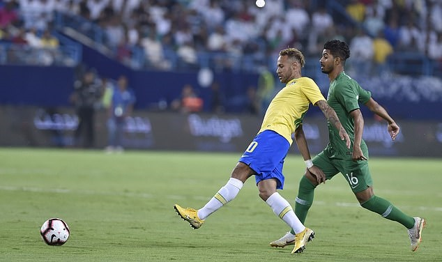 Sao Man City tỏa sáng, Brazil thắng nhẹ chờ chiến Argentina - Bóng Đá