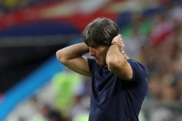 Joachim Low và tuyển Đức lập kỷ lục sau thất bại ê chề trước Hà Lan - Bóng Đá
