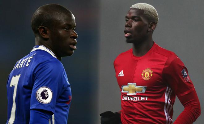Đội hình kết hợp Chelsea - Man Utd: 7 màu xanh, chỉ 4 màu đỏ! - Bóng Đá