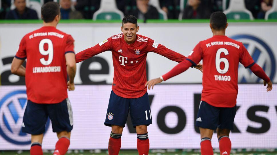 Sát thủ ghi 2 bàn, 1 kiến tạo giúp 10 người Bayern vượt khủng hoảng - Bóng Đá