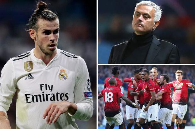 Man Utd dẫn đầu cuộc đua giành chữ ký Gareth Bale - Bóng Đá
