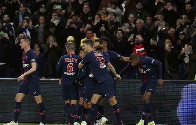 Song sát Neymar-Mabppe nổ súng, PSG lập kỷ lục không tưởng - Bóng Đá