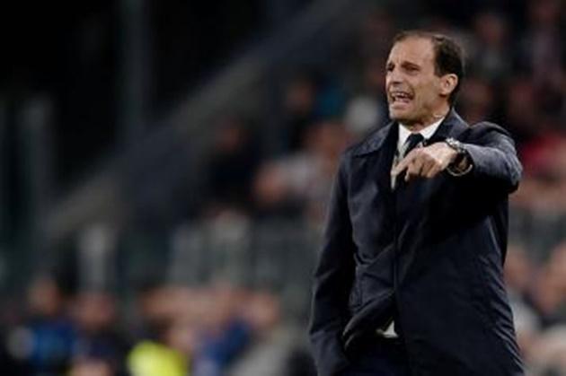 HLV Allegri coi nhẹ thất bại trước Juventus - Bóng Đá