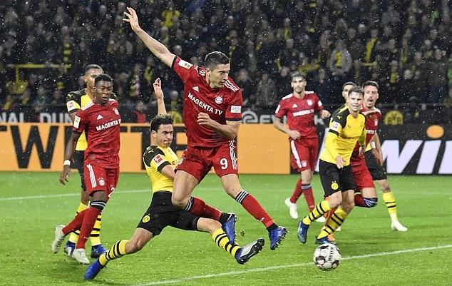 Reus rực sáng, Dortmund hạ Bayern Munich trong trận cầu kịch tính - Bóng Đá