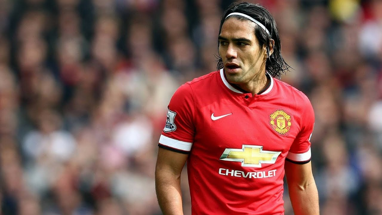 Image result for falcao man united