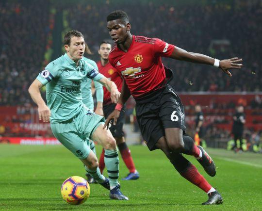 Mourinho nói gì về màn trình diễn của Pogba? - Bóng Đá