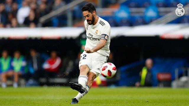Isco và 'tiểu Neymar' nổ súng, Real Madrid hủy diệt đối thủ 6-1 - Bóng Đá