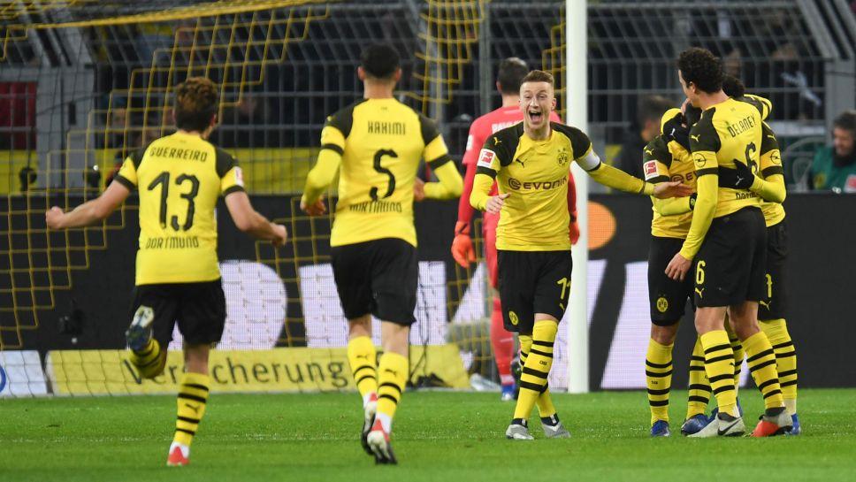 Tổng hợp Bundesliga: Bayern Munich tuyệt vọng bám đuổi Dortmund - Bóng Đá