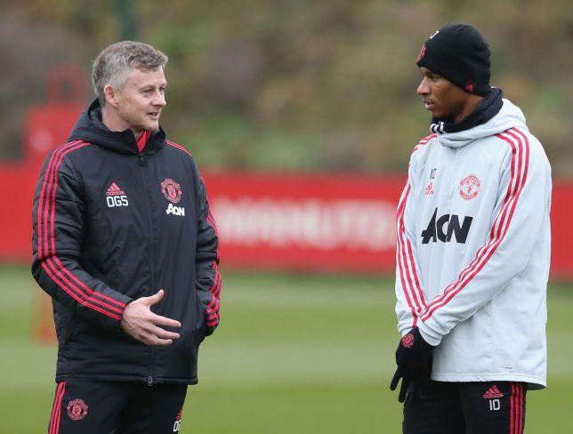 Herrera reveals Ole Gunnar Solskjaer told Manchester United to attack on day one - Bóng Đá