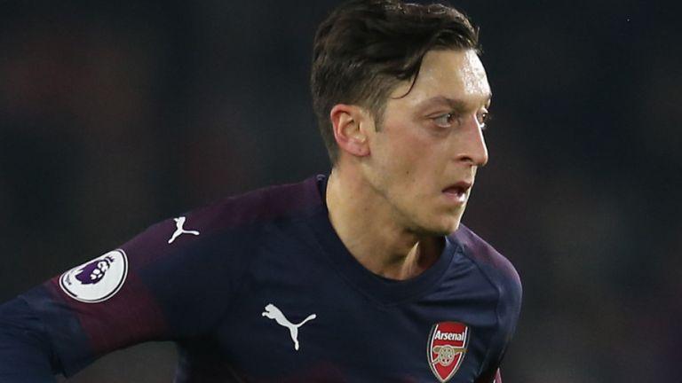 Cực nóng! Đại diện chốt tương lai Mesut Ozil ở Arsenal - Bóng Đá