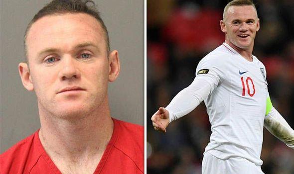 NÓNG! Wayne Rooney bị bắt ngay khi đặt chân trở lại Mỹ - Bóng Đá