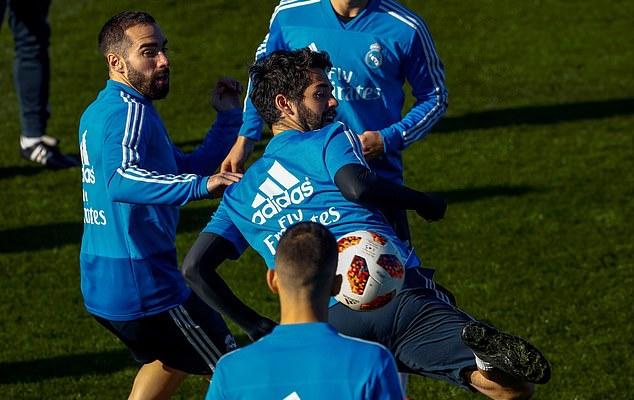 Ảnh tập Diaz vs Real Madrid - Bóng Đá