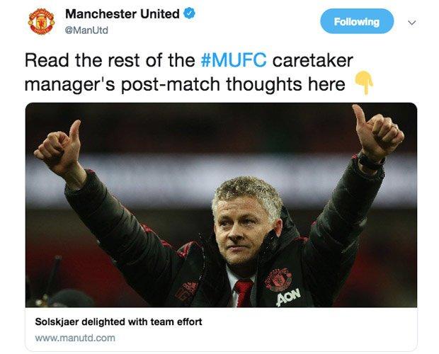 CĐV Man Utd nổi điên với cách đội bóng đối xử với Solskjaer - Bóng Đá