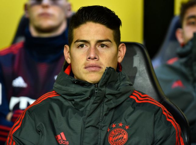Xong! Sếp lớn lên tiếng, chốt vụ Arsenal - James Rodriguez - Bóng Đá