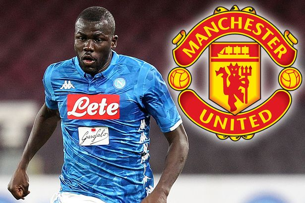 Manchester United are determined 'to land top target Kalidou Koulibaly - Bóng Đá