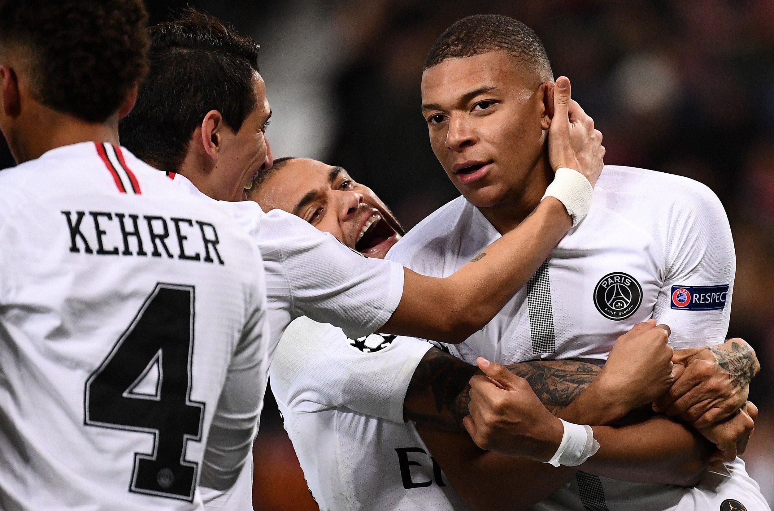 Bắn hạ De Gea, Mbappe gửi thông điệp đáng sợ đến Man Utd - Bóng Đá
