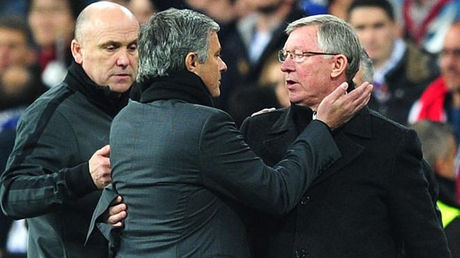 Đối thoại Mourinho về sự thù địch với Sir Alex - Bóng Đá