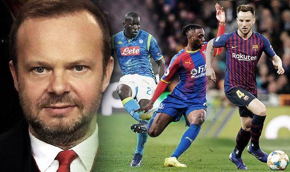 Man Utd pick top THREE transfer targets as Ed Woodward plans mega spending spree - Bóng Đá