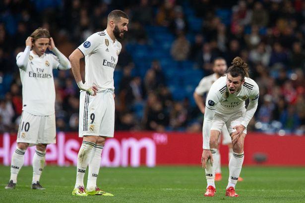 9 cầu thủ không còn đủ đẳng cấp chơi cho Real Madrid - Bóng Đá