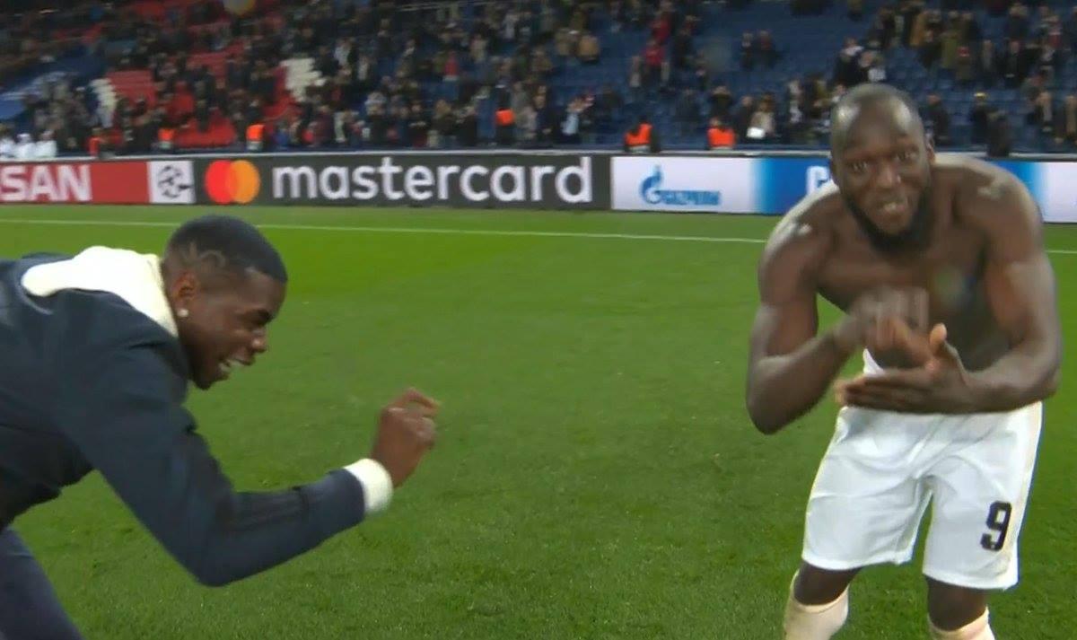 Lukaku và Pogba troll đám nhà báo - Bóng Đá