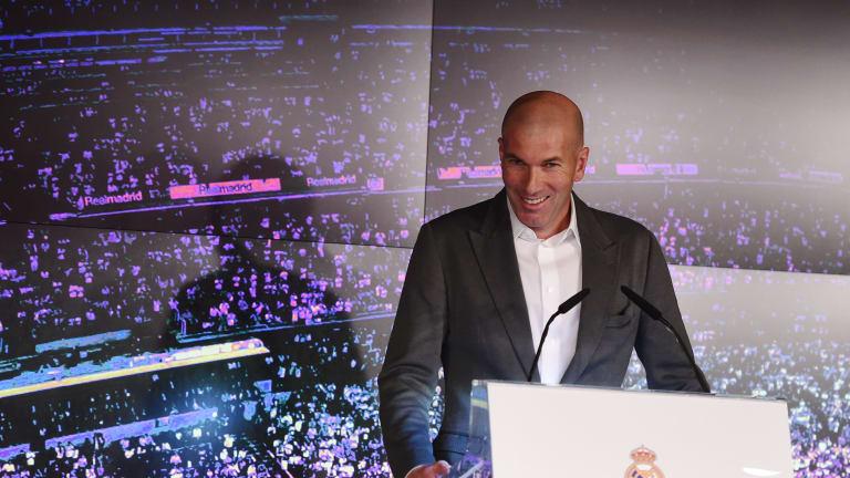 Kỷ lục Zidane tạo ra ở Real Madrid khủng như thế nào? - Bóng Đá