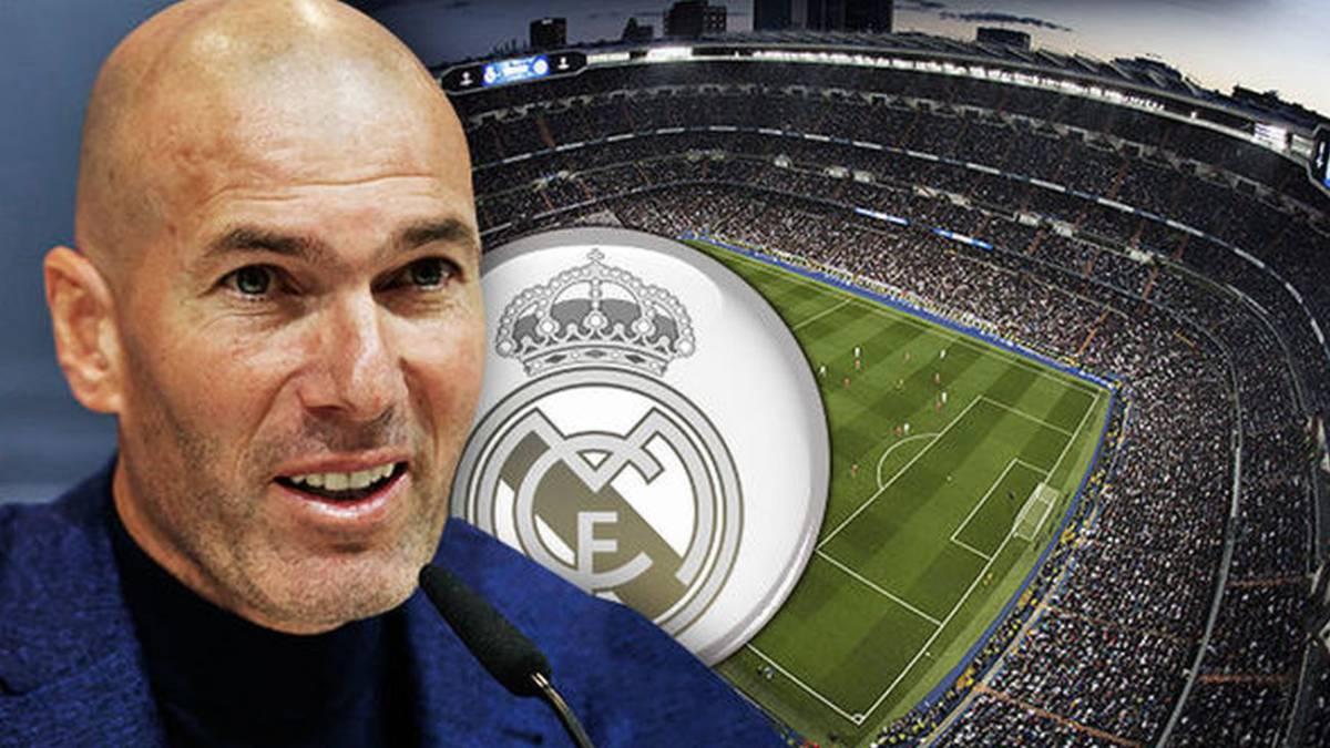 Để được Zidane đồng ý, Real Madrid chấp nhận 4 điều kiện khủng - Bóng Đá