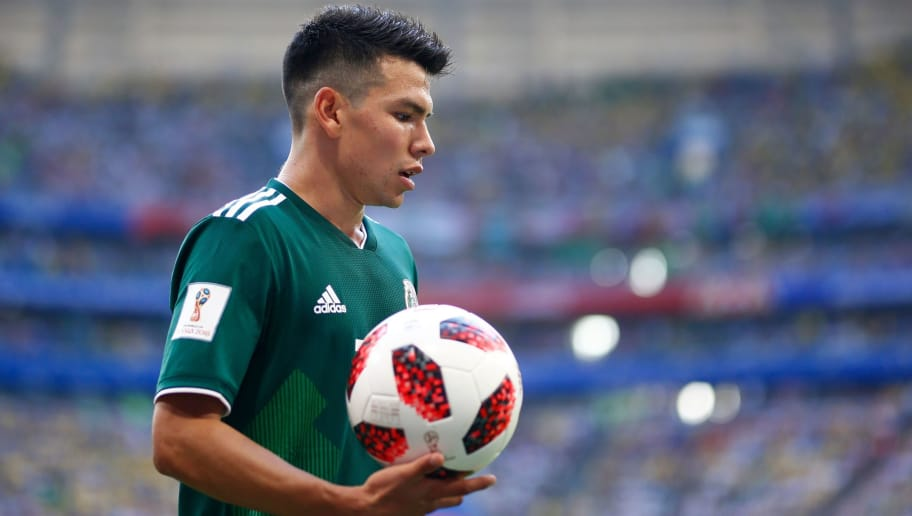 Hirving Lozano 14 bàn thắng, 8 kiến tạo - Hàng công Man Utd sẽ rất đáng gờm với ngôi sao 23 tuổi - Bóng Đá