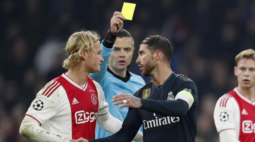Zidane trở lại, Ramos có động thái bất ngờ - Bóng Đá