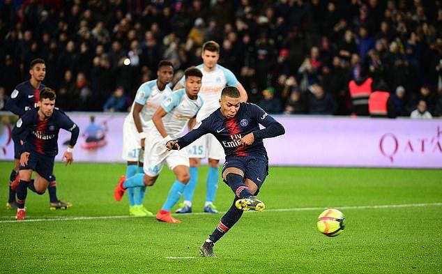 Ghi bàn và ăn mừng đầy tức giận, Mbappe đếm ngày rời PSG - Bóng Đá