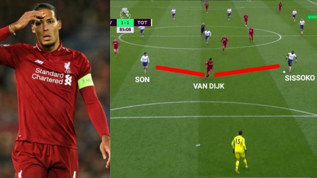 Đáng 'đồng tiền bát gạo', Van Dijk cứu Liverpool với pha phòng ngự đỉnh cao - Bóng Đá