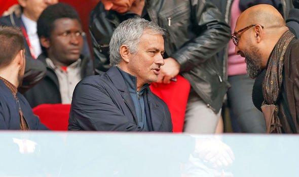 NÓNG! Mourinho có mặt ở pháp - Bóng Đá