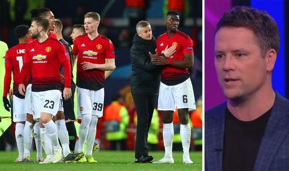 'Đó là cầu thủ M.U điển hình ở trận thua Barcelona' Owen - Bóng Đá