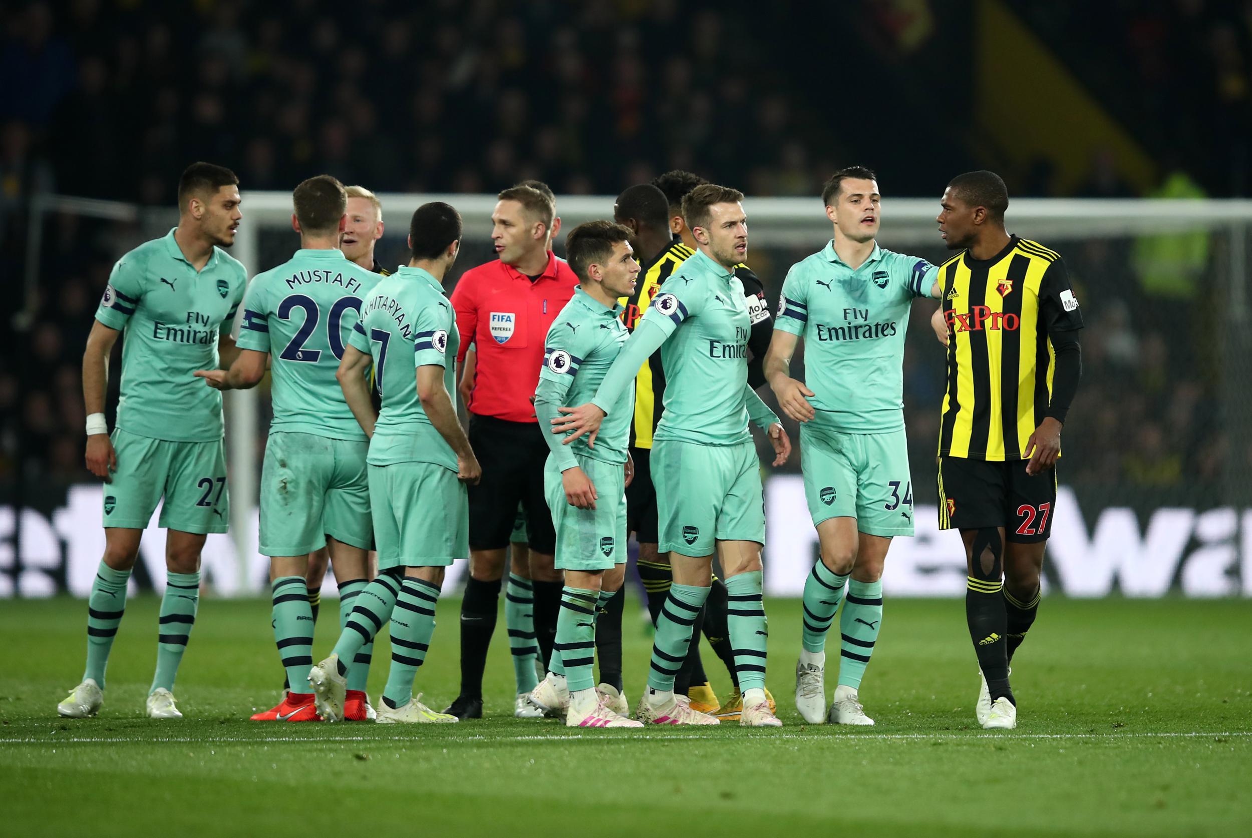 'Arsenal không xứng thắng Watford, sẽ bị loại khỏi Europa League' - Bóng Đá