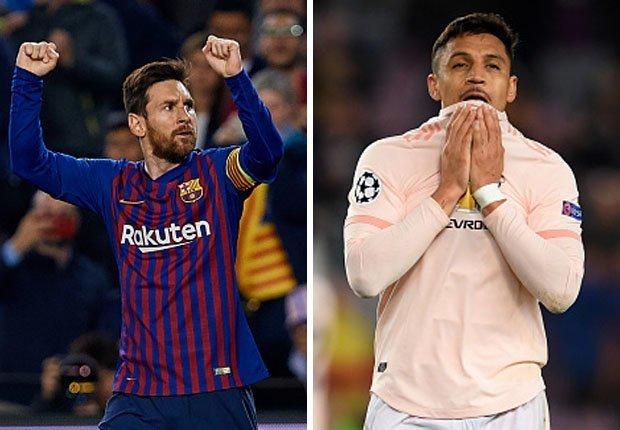 Sanchez nói lời cực chuẩn về màn hạ sát M.U của Messi - Bóng Đá