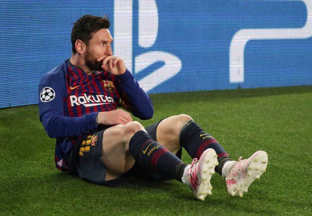 Messi nói gì khi đụng Liverpool? - Bóng Đá