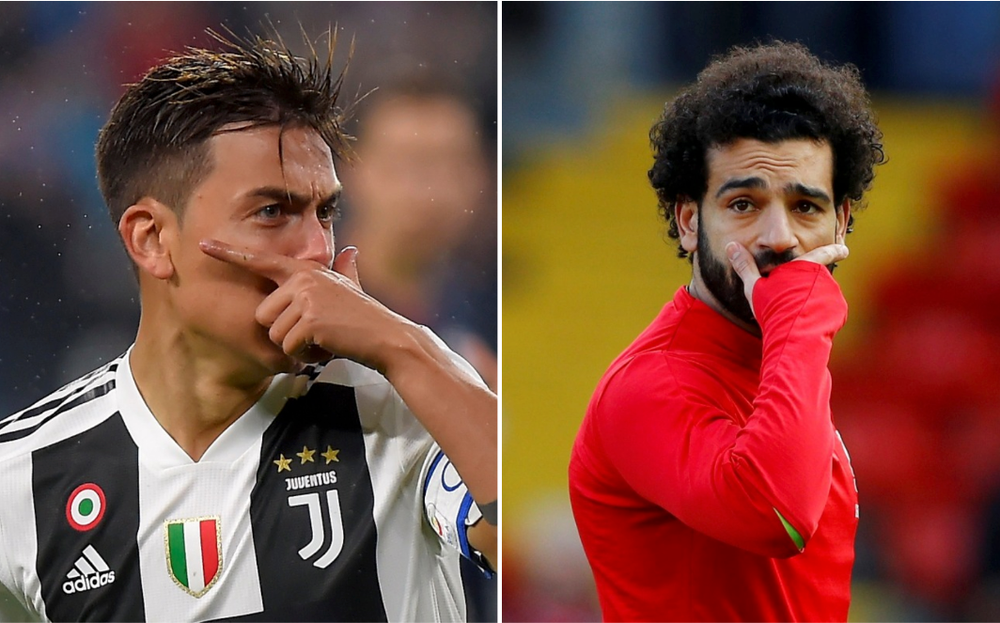 Điên rồ! Chiều ý Ronaldo, Juventus dùng tiền + gán 'mục tiêu của M.U' lấy Salah - Bóng Đá