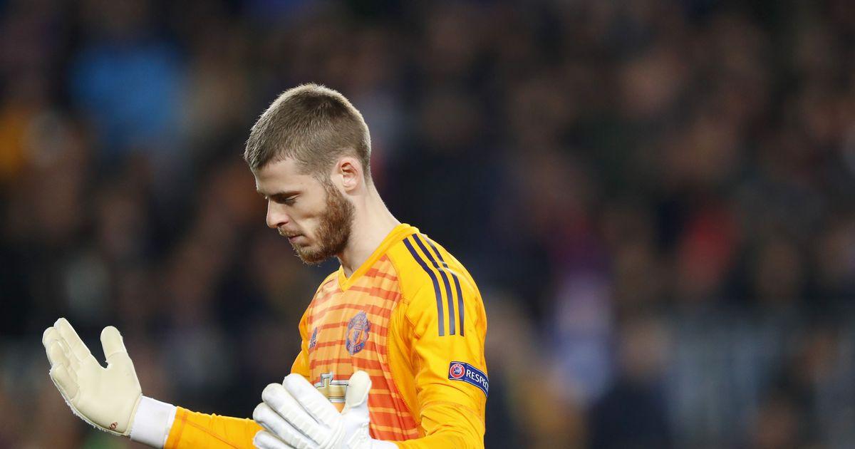 CĐV M.U phải chấp nhận sự thật: De Gea là thủ môn tệ nhất năm 2019 - Bóng Đá
