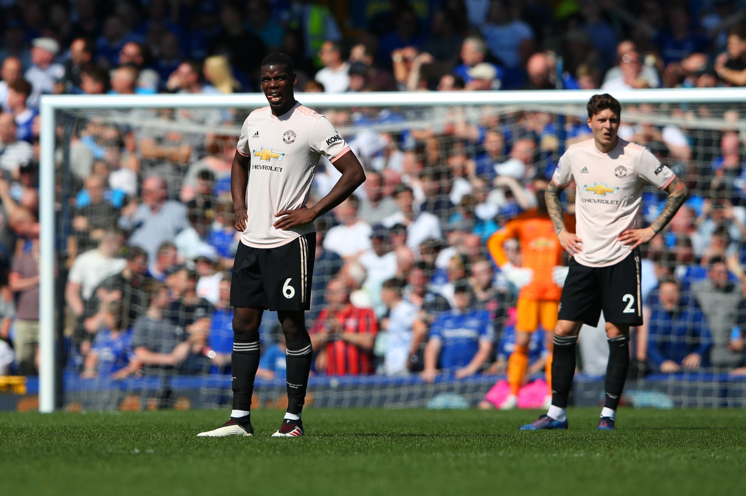 Man Utd lập loạt 'kỷ lục' tồi tệ trước Everton - Bóng Đá
