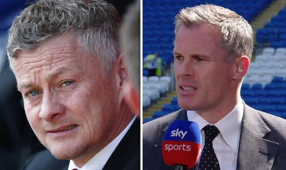 Jamie Carragher names three first-team players Man Utd must sell - 'just get rid of them - Bóng Đá
