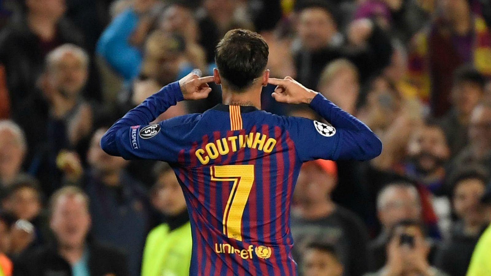 NÓNG! Coutinho chính thức hé lỗ bến đỗ mới gây sốc - Bóng Đá