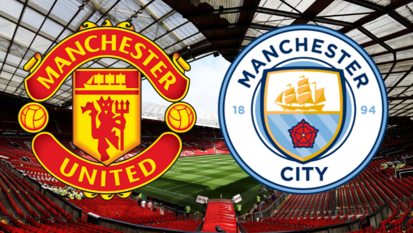 Cả nước Anh 'dở khóc dở cười' vì trận derby Man Utd - Man City - Bóng Đá