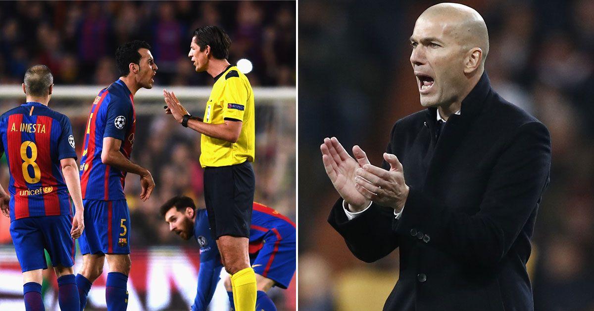 Real có mùa giải vứt đi, Zidane vẫn đá xoáy Barca - Bóng Đá