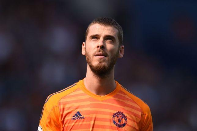 Man Utd không tăng lương De Gea - Bóng Đá