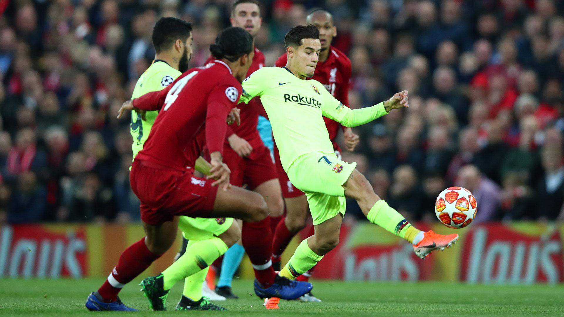 Thua Liverpool, Barca tìm cách bán đứt 'bom xịt' cho Man Utd - Bóng Đá