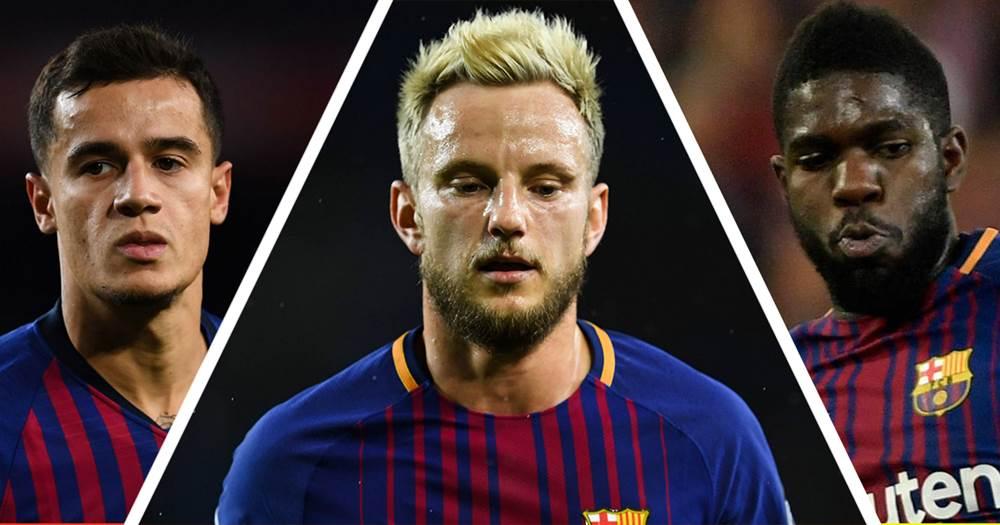 Barcelona thanh trừng hàng loạt 10 cái tên, M.U hưởng lợi - Bóng Đá