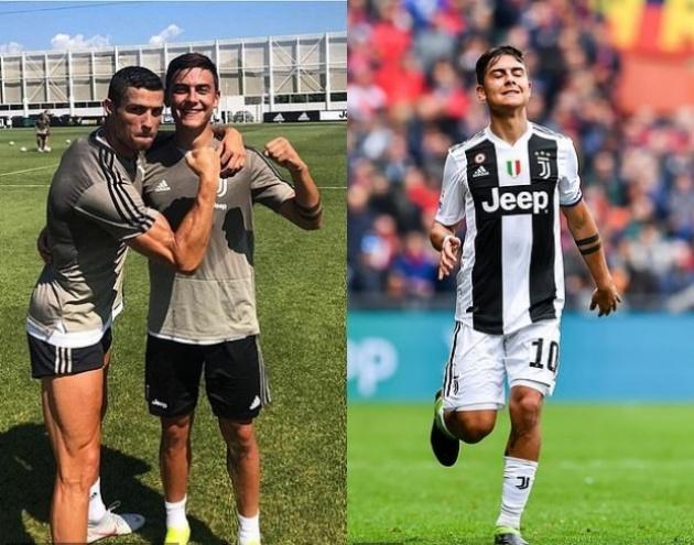 Ronaldo đẩy Dybala khỏi Juve như thế nào? Cơ hội cho M.U lấy 'viên ngọc quý' - Bóng Đá